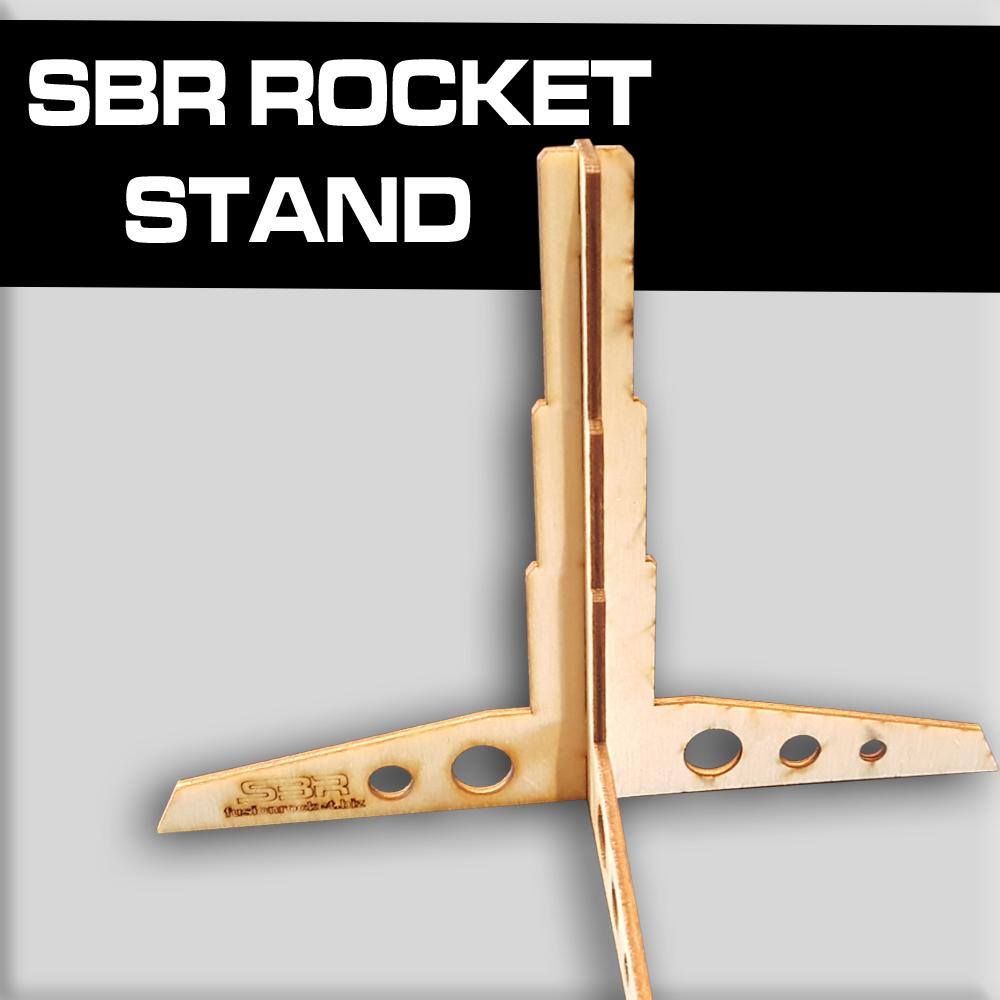 SBR Rocket Stand