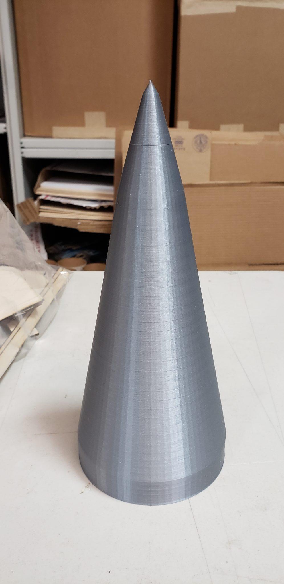 "SBR 4"" Scud Rocket Kit"