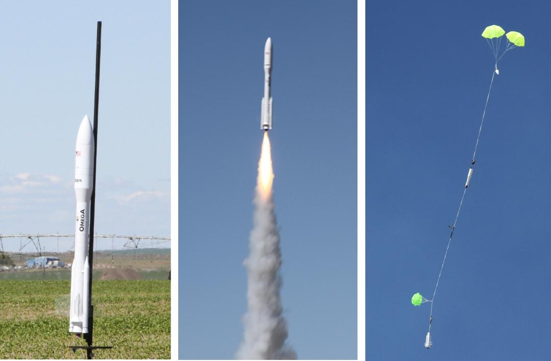 SBR Omega High Power Rocket Kit