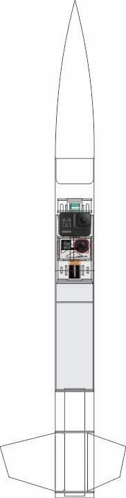 "SBR 3"" Fusion Rocket Kit"
