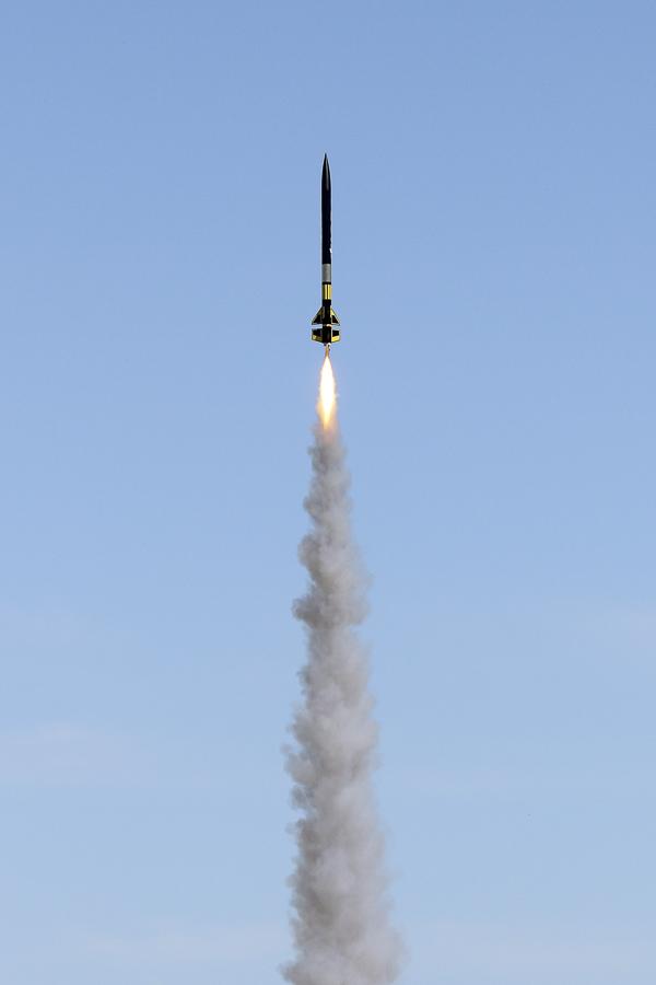 "SBR 3"" Thor High Power Rocket Kit"