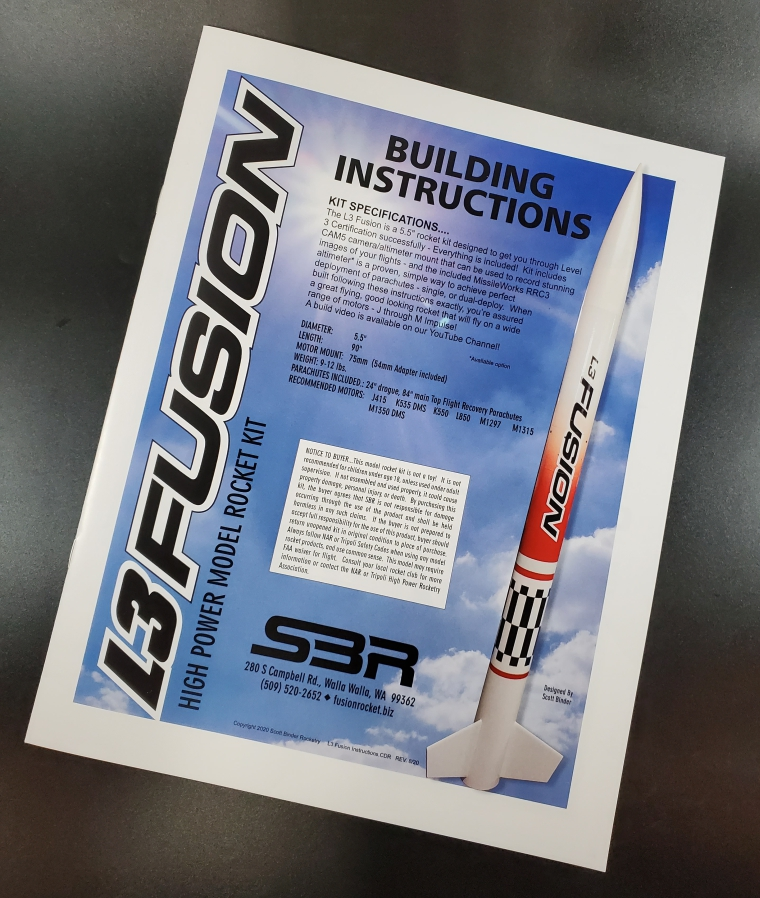 L3 Fusion Instruction book