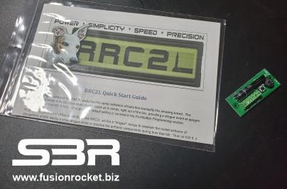 Missileworks RRC2L Altimeter